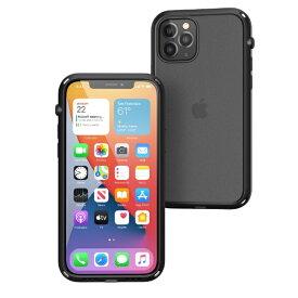 トリニティ Trinity カタリスト iPhone 12/12 Pro 衝撃吸収 Influence CT-IPICIP20M-BK ブラック