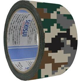 積水化学工業 SEKISUI 積水 カモフラージュテープ KUU 50mm×25M N738SB3