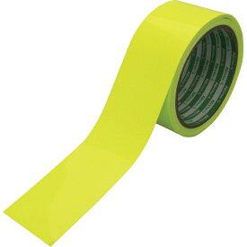 日東エルマテリアル Nitto L Materials 日東エルマテ 高輝度蓄光蛍光テープ 50mm×5M レモンイエロー(グリーン) NBK-5005CLY