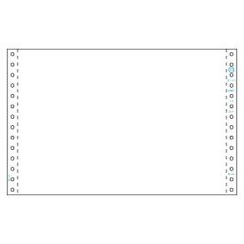 ヒサゴ HISAGO GB373 〔ドット〕ストックフォーム B5ヨコ 2P 白紙 [11x7インチ /250セット /複写2枚]