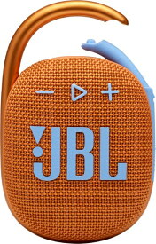 JBL ジェイビーエル ブルートゥーススピーカー オレンジ JBLCLIP4ORG [Bluetooth対応]