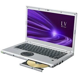 パナソニック Panasonic CF-LV9CDMQR ノートパソコン レッツノート LVシリーズ ブラック&シルバー [14.0型 /intel Core i5 /SSD:256GB /メモリ:16GB /2021年1月モデル]