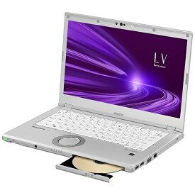 パナソニック Panasonic CF-LV9CDSQR ノートパソコン レッツノート LVシリーズ シルバー [14.0型 /intel Core i5 /SSD:256GB /メモリ:8GB /2021年1月モデル]【point_rb】