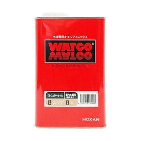 WATCO ワトコ ワトコオイル ドリフトウッド 1L