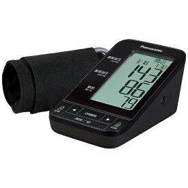 パナソニック Panasonic 血圧計 ブラック EW-BU57-K [上腕(カフ)式]