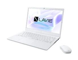 【2021年01月21日発売】 NEC PC-N1435BAW ノートパソコン LAVIE N14シリーズ パールホワイト [14.0型 /AMD Ryzen 3 /SSD:256GB /メモリ:8GB /2021年1月]