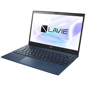【2021年03月18日発売】 NEC エヌイーシー PC-PM950BAL ノートパソコン LAVIE ProMobile(LTE) ネイビーブルー [13.3型 /intel Core i7 /SSD:512GB /メモリ:16GB /2021月1月モデル]