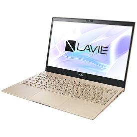 【2021年01月21日発売】 NEC PC-PM550BAG ノートパソコン LAVIE ProMobile フレアゴールド [13.3型 /intel Core i5 /SSD:512GB /メモリ:8GB /2021年1月]
