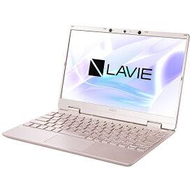 NEC エヌイーシー PC-N1275BAG ノートパソコン LAVIE N12シリーズ メタリックピンク [12.5型 /intel Core i7 /SSD:512GB /メモリ:8GB /2021年1月モデル]