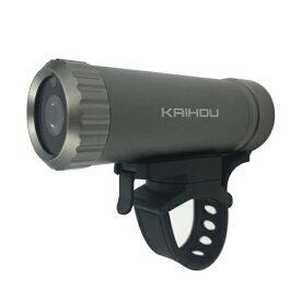 カイホウ KAIHOU 簡単取り付け サイクルレコーダー KH-BDR100