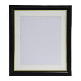 フジカラー FUJICOLOR 肖像額縁 写真4切 (無反射) ブラック