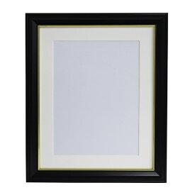 フジカラー FUJICOLOR 肖像額縁 A4 (無反射) ブラック