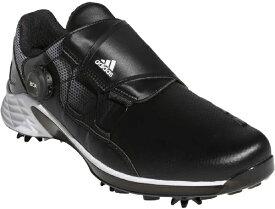 アディダス adidas 25.5cm メンズ ゴルフシューズ ゼッドジー21 ボア(コアブラック×フットウェアホワイト×ライトグレーヘザー ソリッドグレー) KZI02