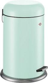 Wesco ウェスコ ペダルビン&プラスチックライナー 20L CAPBOY ミント 109512-51 [20L /ペダル式]