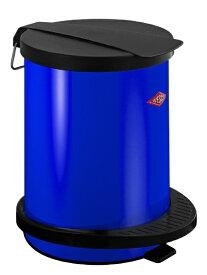 Wesco ウェスコ ペダルビン&プラスチックライナー5L -101 ブルー 101012-53 [5L /ペダル式]