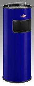 Wesco ウェスコ スモーキングスタンド ラージ STANDASCHER ブルー 150801-53 [50L /ペダル式]