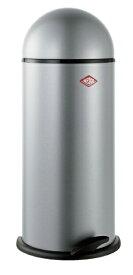 Wesco ウェスコ ペダルビン&メタルライナー CAPBOY MAXI メタリックシルバー 120531-11 [22L /ペダル式]