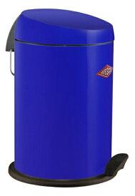 Wesco ウェスコ ペダルビン&プラスチックライナー CAPBOY ブルー 121212-53 [13L /ペダル式]