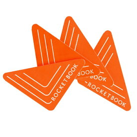 Xcountry エックスカントリー 〔仮想スマートホワイトボード〕 Rocketbook Beacons ロケットブック ビーコン オレンジ