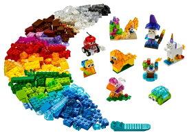 レゴジャパン LEGO LEGO(レゴ) 11013 クラシック アイデアパーツ[透明パーツ入り]