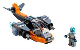 レゴジャパン LEGO LEGO(レゴ) 31111 クリエイター サイバードローン