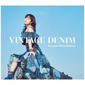キングレコード KING RECORDS 林原めぐみ/ 30th Anniversary Best Album「VINTAGE DENIM」【CD】 【代金引換配送不可】