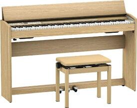 ローランド Roland 電子ピアノ Fシリーズ ライトオーク F701-LA [88鍵盤]【point_rb】