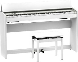 ローランド Roland 電子ピアノ Fシリーズ ホワイト F701-WH [88鍵盤]【point_rb】