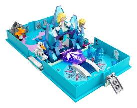 """レゴジャパン LEGO LEGO(レゴ) 43189 ディズニープリンセス アナと雪の女王2 """"エルサとノックのストーリーブック"""""""