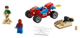 レゴジャパン LEGO LEGO(レゴ) 76172 スーパー・ヒーローズ スパイダーマン vs.サンドマンの対決