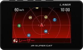 ユピテル YUPITERU レーザー&レーダー探知機 SUPER CAT LS100 SUPER CAT LS100