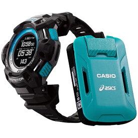 カシオ CASIO G-SHOCK(Gショック)スポーツライン ASICSモデル 心拍計+GPS機能搭載モデル GSR-H1000AS-SET