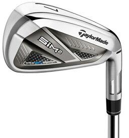 テーラーメイドゴルフ Taylor Made Golf アイアン 5本セット SIM2 MAX アイアン #6〜PW 《TENSEI BLUE TM60 シャフト》R