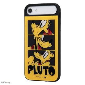 イングレム Ingrem iPhone SE(第2世代)/iPhone 8/iPhone 7/iPhone 6s/iPhone 6 ケース キャトル パネル プルート/ORANGE IQ-DP76PCB/PL002