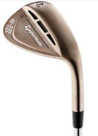 テーラーメイドゴルフ Taylor Made Golf ウェッジ HI-TOE RAW BOUNCE ハイ・トウ ロウ ローバウンス ウェッジ ロフト:58°/バウンス:7°《Dynamic Gold シャフト》S200