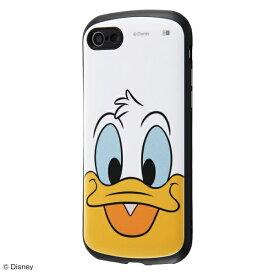 イングレム Ingrem iPhone SE(第2世代)/iPhone 8/iPhone 7 ケース MiA 『ドナルドダック/フェイスアップ』 IN-DP24AC4/DDA1