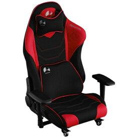 バウヒュッテ Bauhutte BCGX-530-RD ゲーミング座椅子 レッド