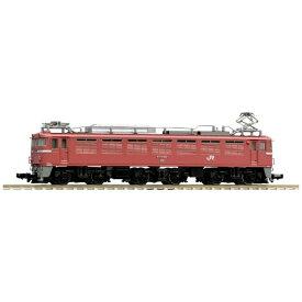 【2021年6月】 TOMIX トミックス 【Nゲージ】7152 JR EF81形電気機関車(長岡運転所・ローズ・ひさし付)【発売日以降のお届け】