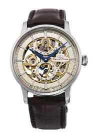 【2021年03月18日発売】 オリエント時計 ORIENT オリエントスター(Orientstar) Classic「Skeleton」 RK-AZ0001S [正規品]