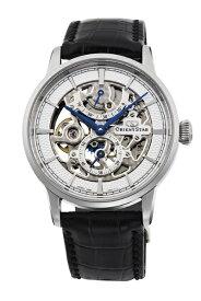【2021年03月18日発売】 オリエント時計 ORIENT オリエントスター(Orientstar) Classic「Skeleton」 RK-AZ0002S [正規品]
