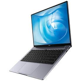 HUAWEI ファーウェイ KELWFHHR5CNCWNUA ノートパソコン MateBook 14 スペースグレー [14.0型 /AMD Ryzen 5 /SSD:512GB /メモリ:16GB /2021年2月モデル]