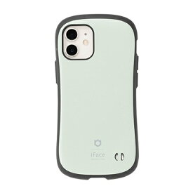 HAMEE ハミィ [iPhone 12 mini専用]iFace First Class KUSUMIケース 41-9163-925492 くすみグリーン