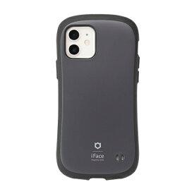 HAMEE ハミィ [iPhone 12/12 Pro専用]iFace First Class KUSUMIケース 41-9163-925515 くすみブラック
