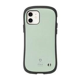 HAMEE ハミィ [iPhone 12/12 Pro専用]iFace First Class KUSUMIケース 41-9163-925546 くすみグリーン