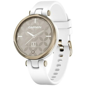 GARMIN ガーミン 010-02384-40 Lily Sport White / Cream Gold【ribi_rb】
