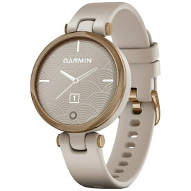 GARMIN ガーミン 010-02384-41 Lily Sport Light Sand / Rose Gold【ribi_rb】