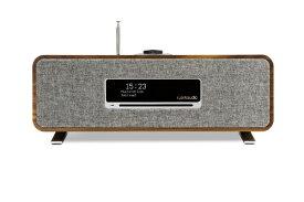 Ruark Audio ルアークオーディオ Compact Music System リッチウォルナット R3 [Wi-Fi対応 /ワイドFM対応 /Bluetooth対応 /ハイレゾ対応]
