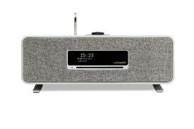 Ruark Audio ルアークオーディオ Compact Music System ソフトグレイ R3 [Wi-Fi対応 /ワイドFM対応 /Bluetooth対応 /ハイレゾ対応]