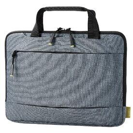 エレコム ELECOM Surface Laptop Go(12.4インチ)用 インナーバッグ グレー BM-IBMSLG20GY