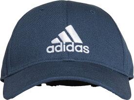 アディダス adidas 男女兼用 ベースボールキャップ(OSFXサイズ:57〜60cm/ネイビー) GNS10 GM6273